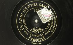 """Accéder à la page """"En avant les p'tits gars ! - Harry Fragson, 1913"""""""