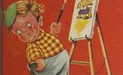 """Accéder à la page """"[Le petit peintre et le chien]"""""""