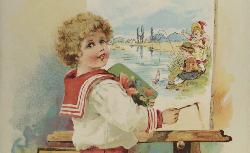 """Accéder à la page """"Enfants et bébés : joli album de peinture"""""""
