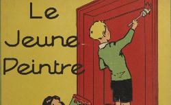 """Accéder à la page """"Le jeune peintre"""""""