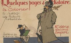 """Accéder à la page """"Quelques pages d'Histoire à colorier"""""""
