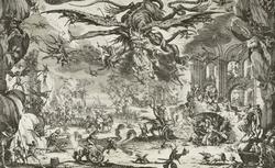 """Accéder à la page """"L'estampe au XVIIe siècle"""""""