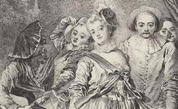 """Accéder à la page """"L'estampe au XVIIIe siècle"""""""