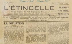 """Accéder à la page """"Etincelle (L') (Bourgogne, Bresse, Franche-Comté, Revermont, Dombes, Bugey, Beaujolais)"""""""