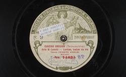 Eugenio Oneghin. Lontan, lontan da me : aria di Lenski ; Tschaikowski, comp. ; Giuseppe Anselmi, T ; acc. piano - source : gallica.bnf.fr / BnF