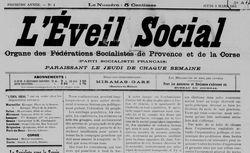 """Accéder à la page """"Éveil social (L')"""""""