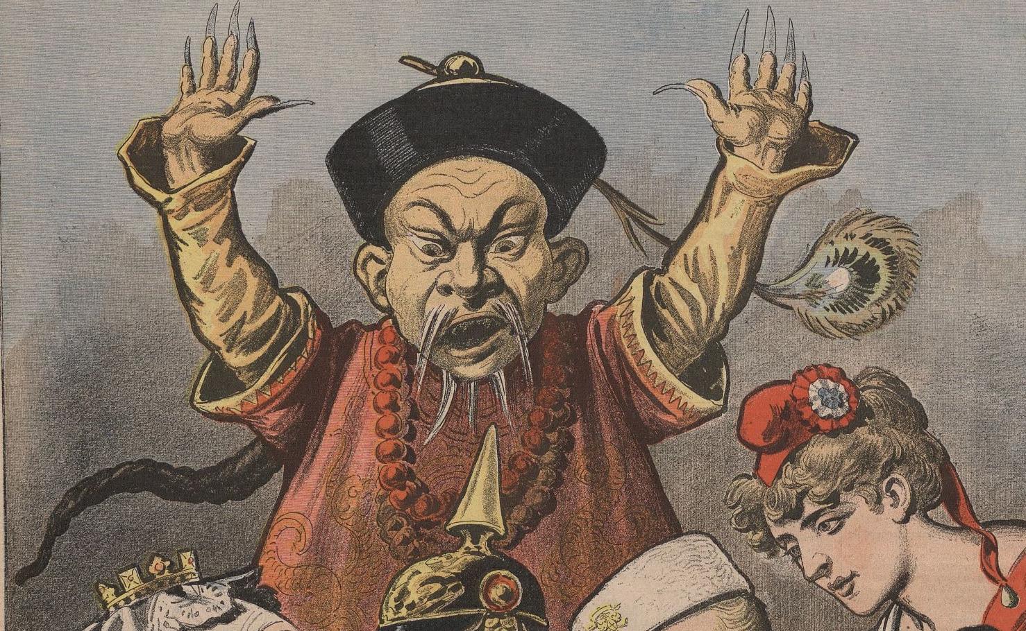 """""""En Chine, le gâteau des Rois et... des Empereurs"""". Sira-Kawa, Le Petit journal. Supplément du dimanche, 16/01/1898. FOL-LC2-3011. p. 24"""