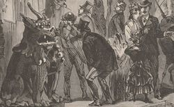 """""""Exposition japonaise au palais de l'industrie"""". Le Monde illustré, 06/09/1873. FOL-LC2-2943. p. 148"""