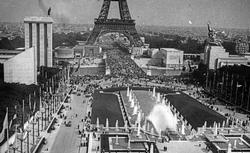 """Accéder à la page """"L'exposition internationale (1937)"""""""