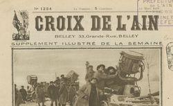 """Accéder à la page """"Croix de l'Ain (La). Supplément illustré. """""""
