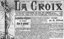 """Accéder à la page """"Croix (La)"""""""