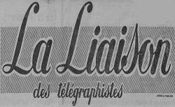 """Accéder à la page """"Liaison des télégraphistes (La)"""""""