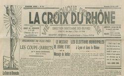 """Accéder à la page """"Croix du Rhône (La)"""""""