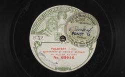 Falstaff. Quand j'étais page / G. Verdi, comp. - source : gallica.bnf.fr / BnF