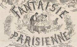 """Accéder à la page """"Fantaisie parisienne (La)"""""""