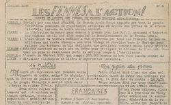 """Accéder à la page """"Femmes à l'action (Hyères)"""""""