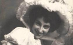 Ines Maria Ferraris, Milan, 1912