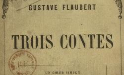 """Accéder à la page """"Trois contes"""""""