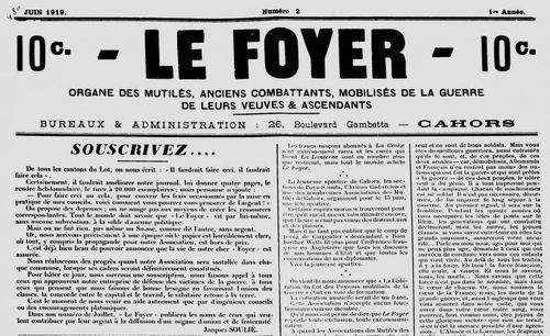 """Accéder à la page """"Foyer (Le),Cahors"""""""