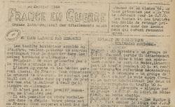"""Accéder à la page """"France en guerre (La) [Languedoc-Roussillon]"""""""