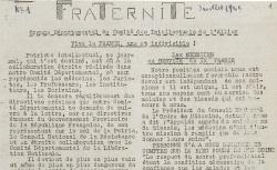 """Accéder à la page """"Fraternité (Allier)"""""""