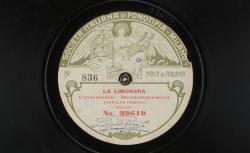 La Limonara. Canzone Romanesca / Leopoldo Fregoli, comp. ; Leopoldo Fregoli, chant ; acc. au piano - source : gallica.bnf.fr / BnF