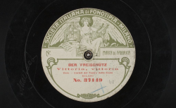 Der Freischutz. Vittoria, vittoria / [Weber], comp. ; coristi del Teatro della Scala - source : gallica.bnf.fr / BnF