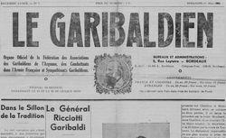 """Accéder à la page """"Garibaldien (Le)"""""""