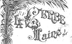"""Accéder à la page """"Gerbe du Maine (La)"""""""