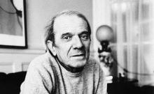 Enregistrements des cours donnés par Gilles Deleuze - Bibliothèque nationale de France