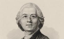 Christoph Willibald Gluck, d'après J.S. Duplessis,  1850 - source : gallica.bnf.fr / BnF