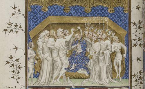 """Accéder à la page """"Grandes Chroniques de France (BnF, ms. Français 2813)"""""""