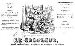 """Accéder à la page """"Grondeur (Le)"""""""