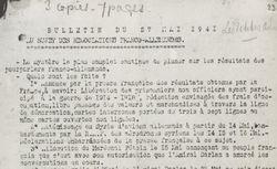 """Accéder à la page """"Bulletin d'information et de propagande (remplacé par Les petites ailes)"""""""
