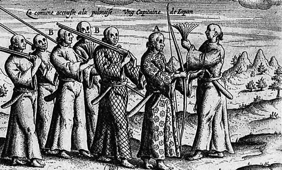 Olivier Van Noort, Illustrations de Beschryvinghe van de voyagie on den geheelen wereltclott, 1602.