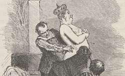 Contes, Hans Christian Andersen, traduits du danois par D. Soldi, avec 40 vignettes par Bertall, 1862