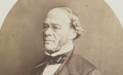 Jacques-Fromental Halévy, photographie de Nadar - source : gallica.bnf.fr / BnF