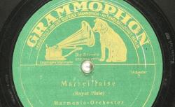 Disque NC Grammophon 21763 - source : BnF/gallica.bnf.fr