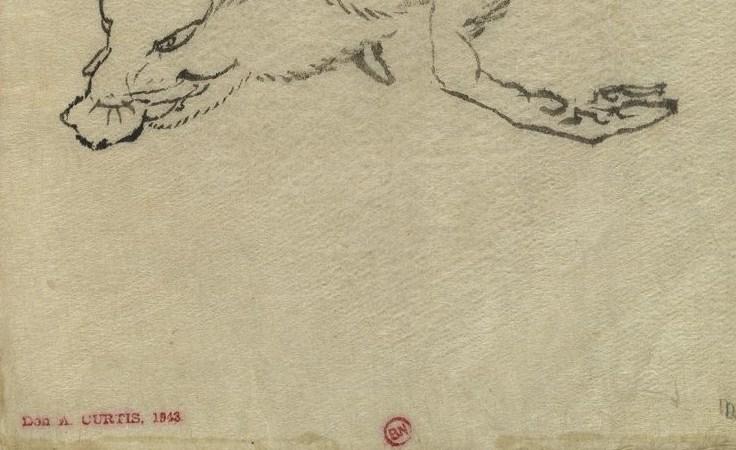 Hokusai sōkōshū, 18...RESERVE DD-3251