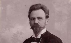 Jenő Hubay. 1897