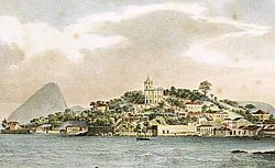 Rio de Janeiro ] - 1847.  Martinet , Alfred.