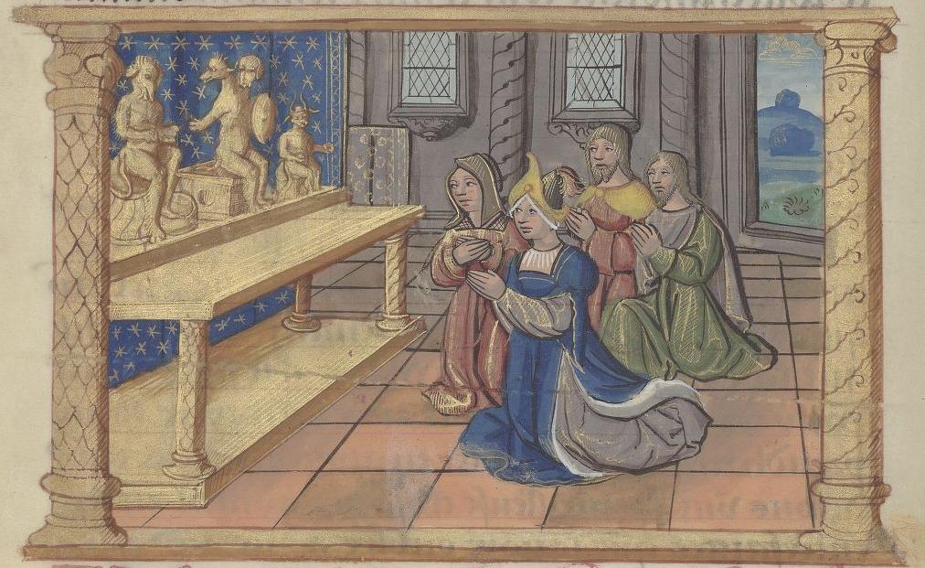 Marco Polo, Le livre des voyages, traduit par Robert Frescher…1475-1525.