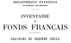 """Accéder à la page """"Inventaires du fonds français"""""""