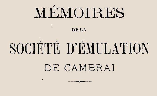 """Accéder à la page """"Siège de Cambrai en 1815 (Le)"""""""