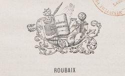 """Accéder à la page """"Société d'émulation de Roubaix"""""""