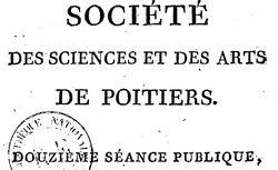"""Accéder à la page """"Athénée de Poitiers"""""""
