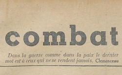 """Accéder à la page """"Journaux clandestins de la Résistance"""""""