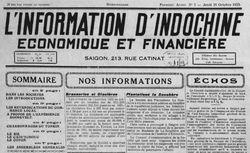 """Accéder à la page """"Information d'Indochine (L')"""""""