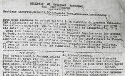 """Accéder à la page """"Bulletin du Syndicat national des instituteurs (sections, Aveyron, Hérault, Lozère, Aude, Tarn, Pyrénées-orientales)"""""""