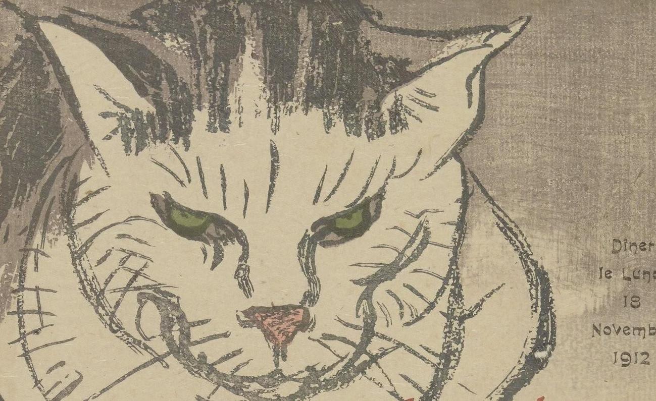 J. Chadel. Les Amis de l'Art japonais, 1912. FOL-LI-32 (1)